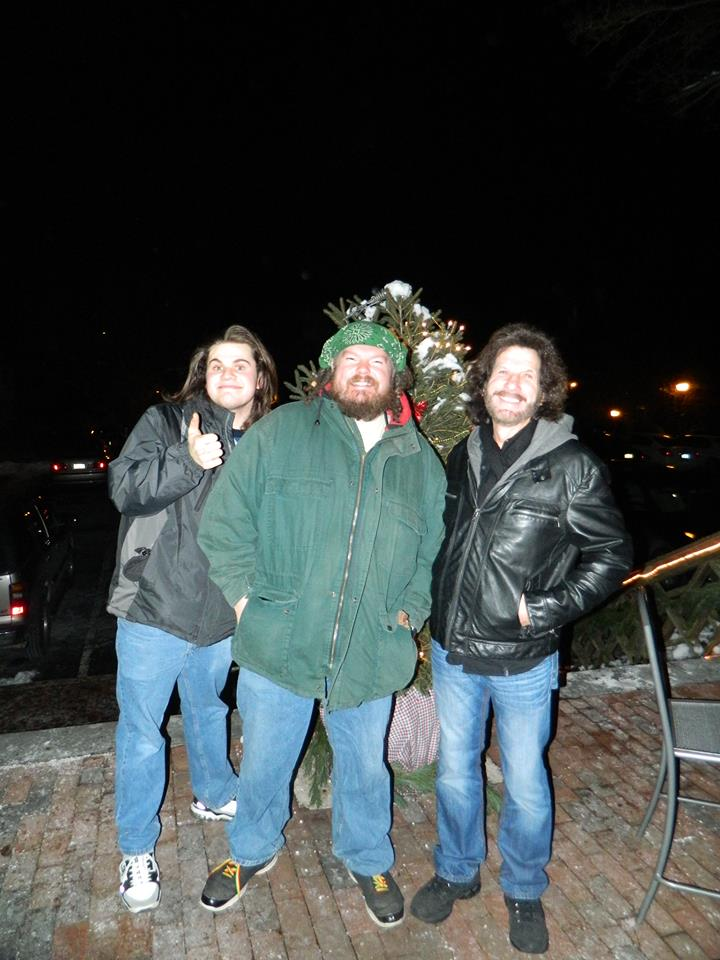 Happy Holidays from Curt, Paul, Garry & The Steal Your Face Family!