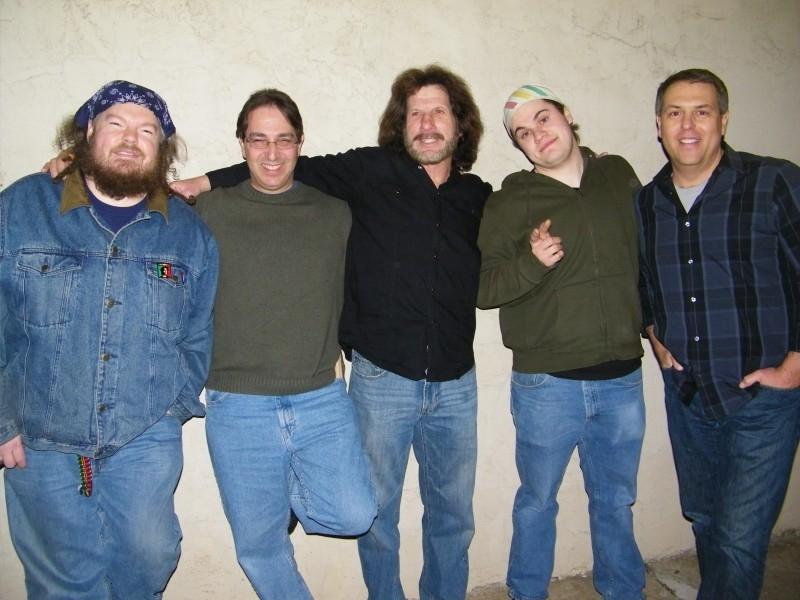 Paul, Matt, Garry, Curt, Lou