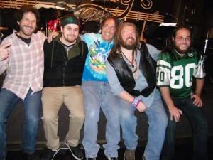 Garry, Curt, Matt, Paul, Danny