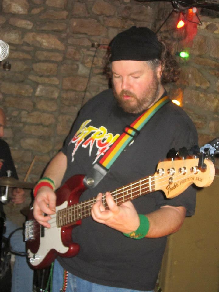 Paul Baroli- Vocals and Bass