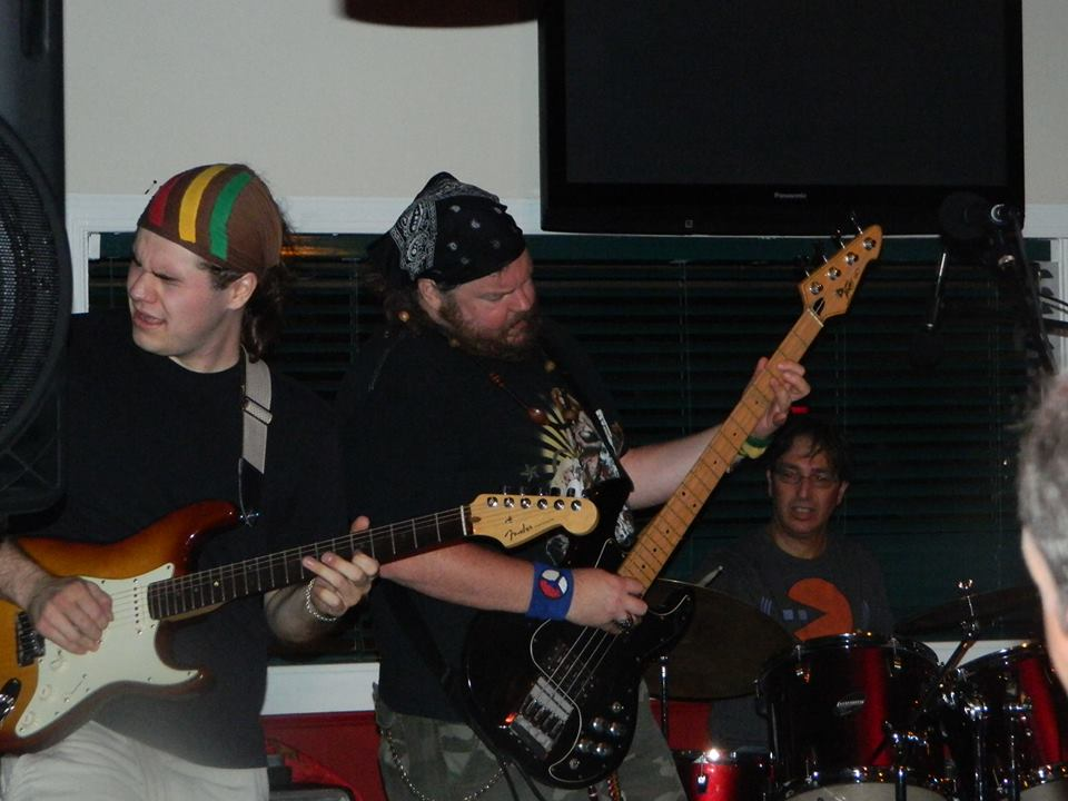 Matt Ginsburg-Drums and Mike Kordish-Keyboards